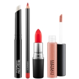 MAC Mother's Day Lady Danger Lip Trio