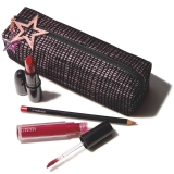 MAC Starlit Lip Bag Red