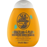 Sol de Janeiro Moisturizing Shower Cream-Gel Brazilian 4 Play 385ml