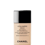 Chanel Vitalumiere Aqua Ultra Light Skin Perfecting Make Up SFP 15