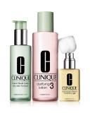 Clinique 3 Step Great Skin Care Combination Oily