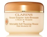 Clarins Delectable Self Tanning Mousse