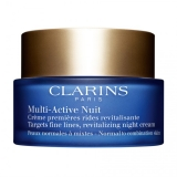 Clarins Multi-Active Nuit Targets Fine Lines Night Cream 50ml