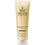 HEMPZ Body Scrub Sandalwood & Apple 265ml