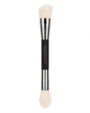 HUDA BEAUTY Face Bake & Blend Dual-Ended Setting Complexion Brush