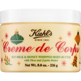 Kiehl´s Creme de Corps Soy Milk & Honey Whipped Body Butter Limited Holiday