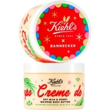 Kiehl's Creme de Corps Classic Whipped Body Butter Bannecker Holiday Edition 226