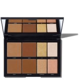 Morphe 8H Hi-Fi Sculpt and Shimmer Palette Medium