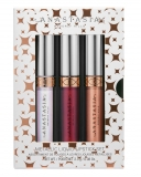 Anastasia Beverly Hills Metallic Liquid Lipstick Set