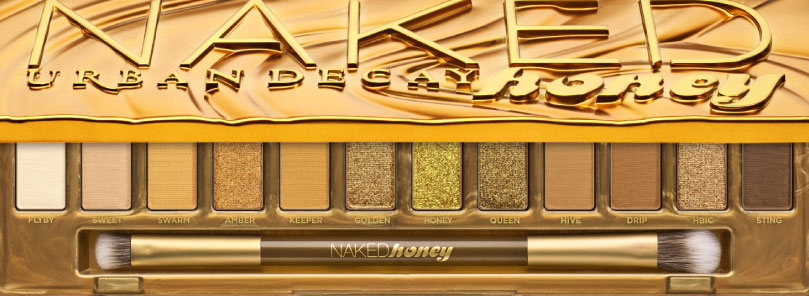 Urban Decay Naked Palette Honey