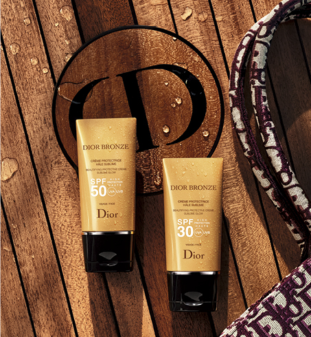 Dior Bronze Beautifying Protective Creme SPF50