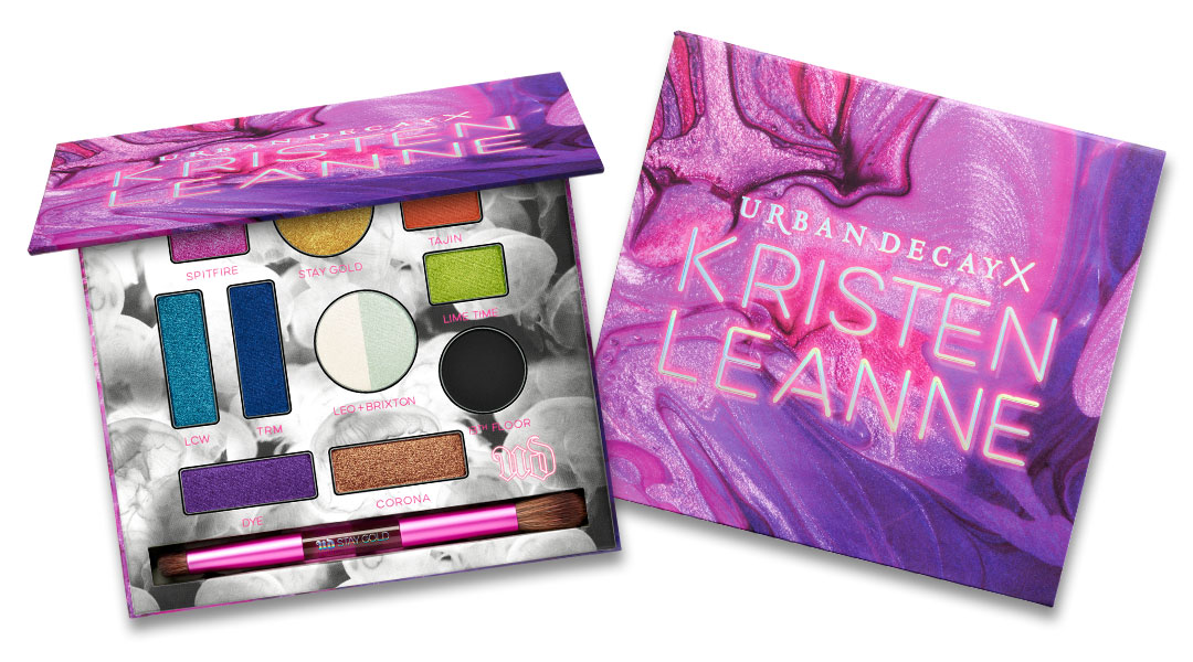 Urban Decay X Kristen Leanne Kaleidoscope Dream Eyeshadow Palette