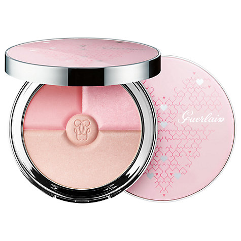 Guerlain Meteorites Heart Shape Powder
