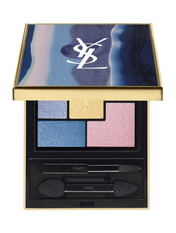 YSL Spring Look 2018 Couture Palette Collector Palette