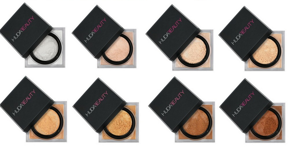 HUDA BEAUTY Easy Bake Loose Powder 20g