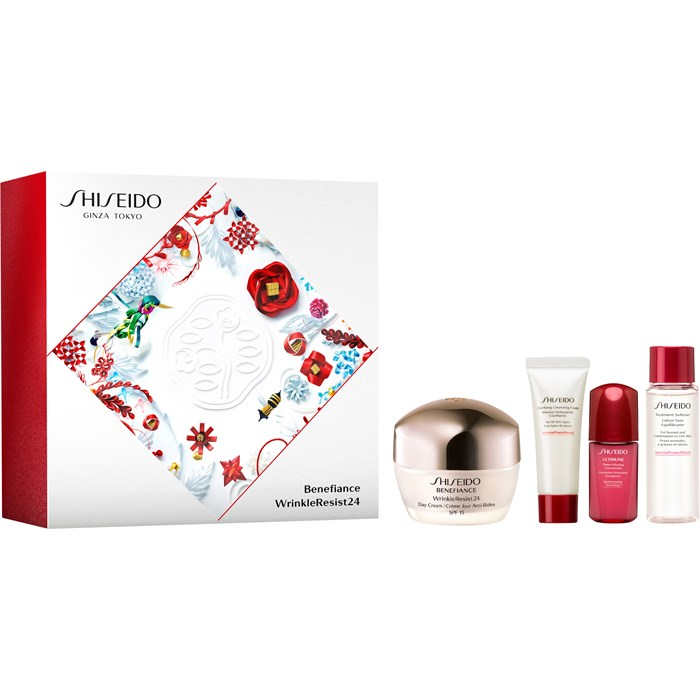 Shiseido Benefiance WrinkleResist 24 Set