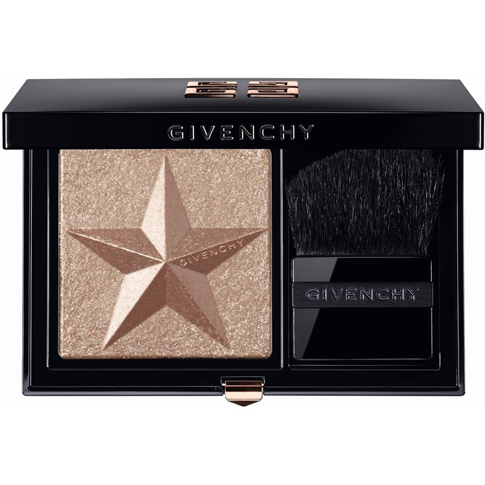 GIVENCHY CHRISTMAS LOOK 2018 Midnight Glow Mystic Glow Powder